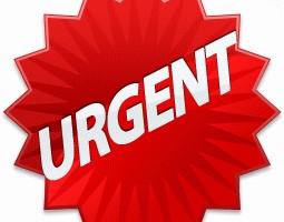 Urgent picture